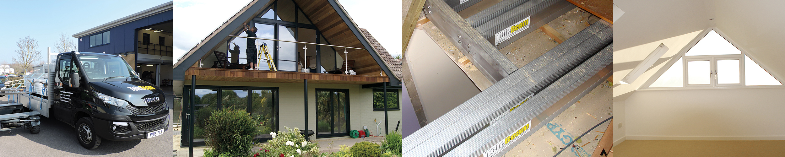 Loft conversion in progress